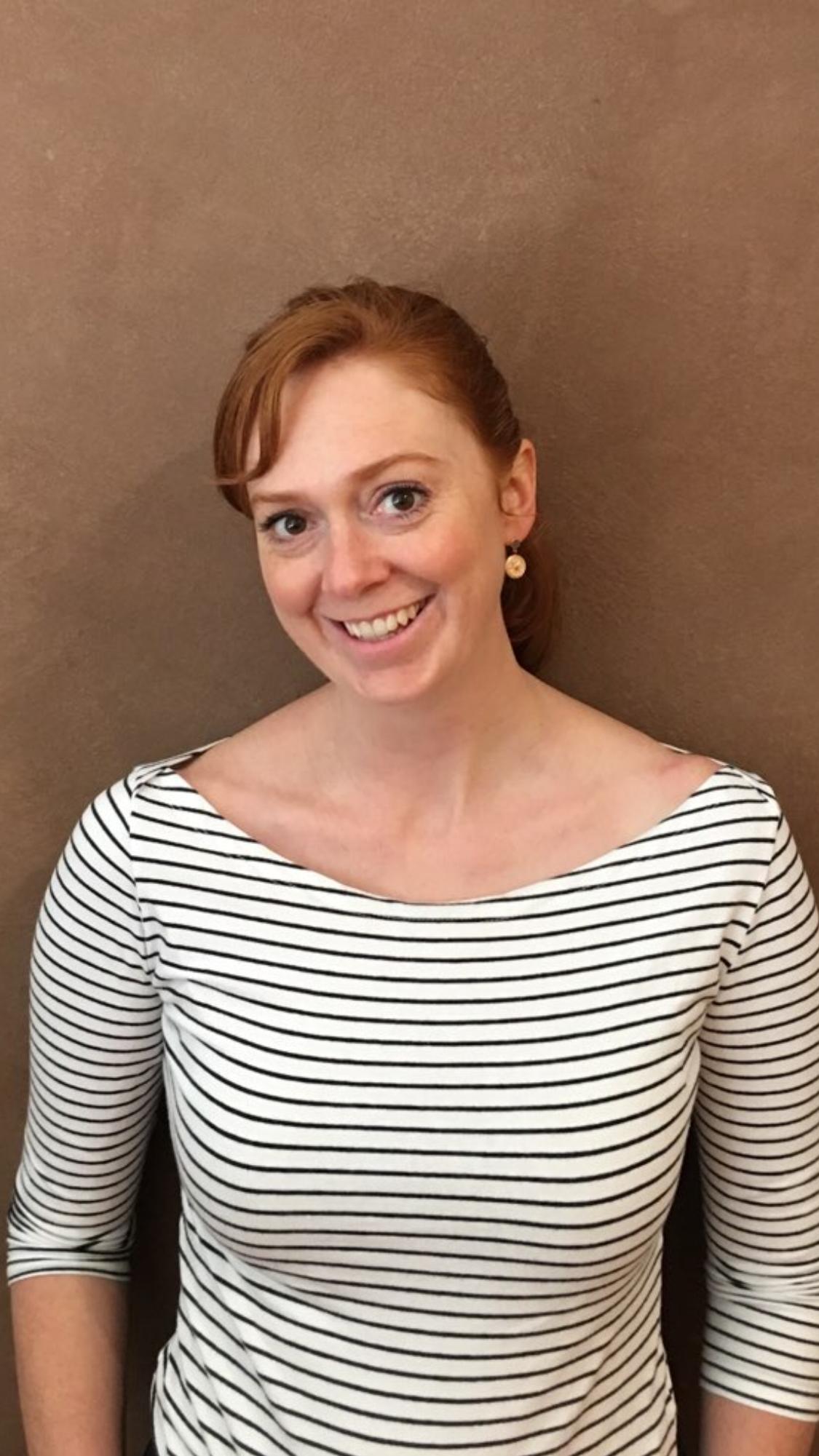 osteopath Kate Barker, Kathryn Barker
