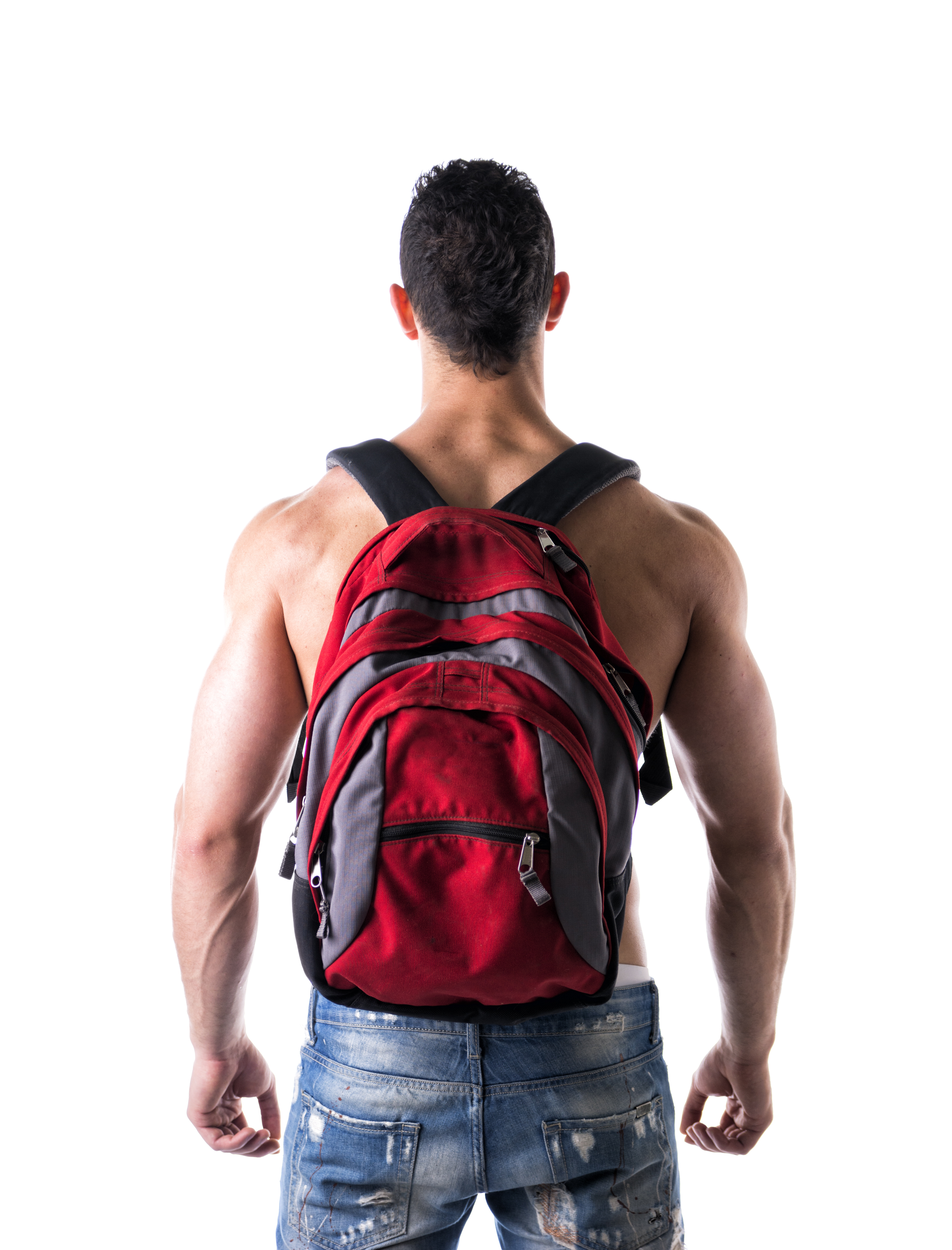 7 tips for fitting a back pack