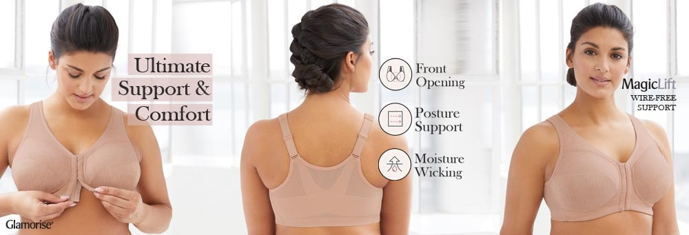 The Perfect Bra for Your Recovery